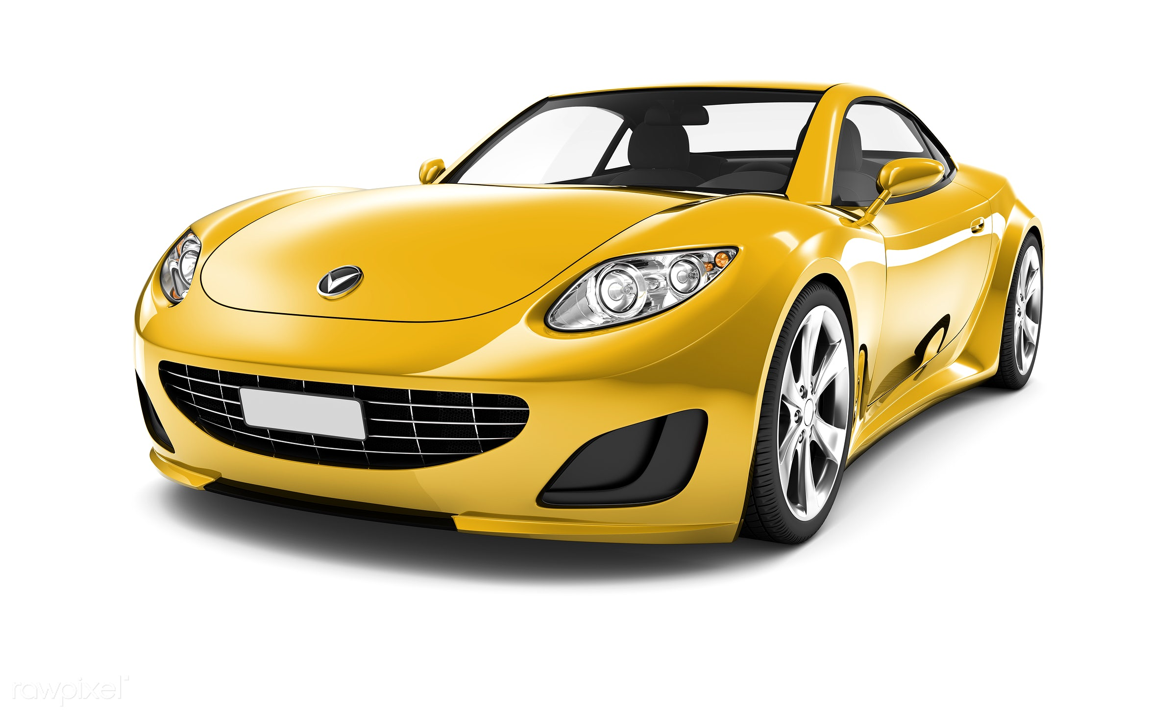 Three dimensional image of car - car, 3d, automobile, automotive, brandless, concept car, elegant, graphic, holiday,...