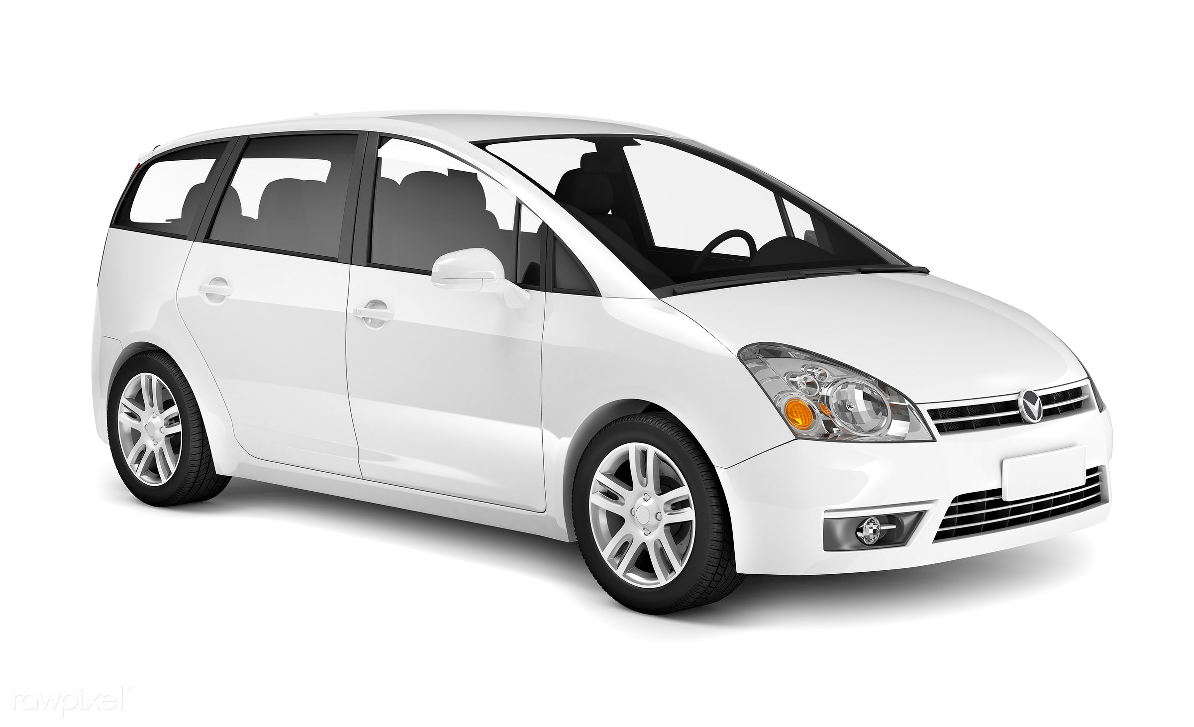 Three dimensional image of car - 3d, automobile, automotive, brandless, car, concept car, graphic, holiday, illustration,...