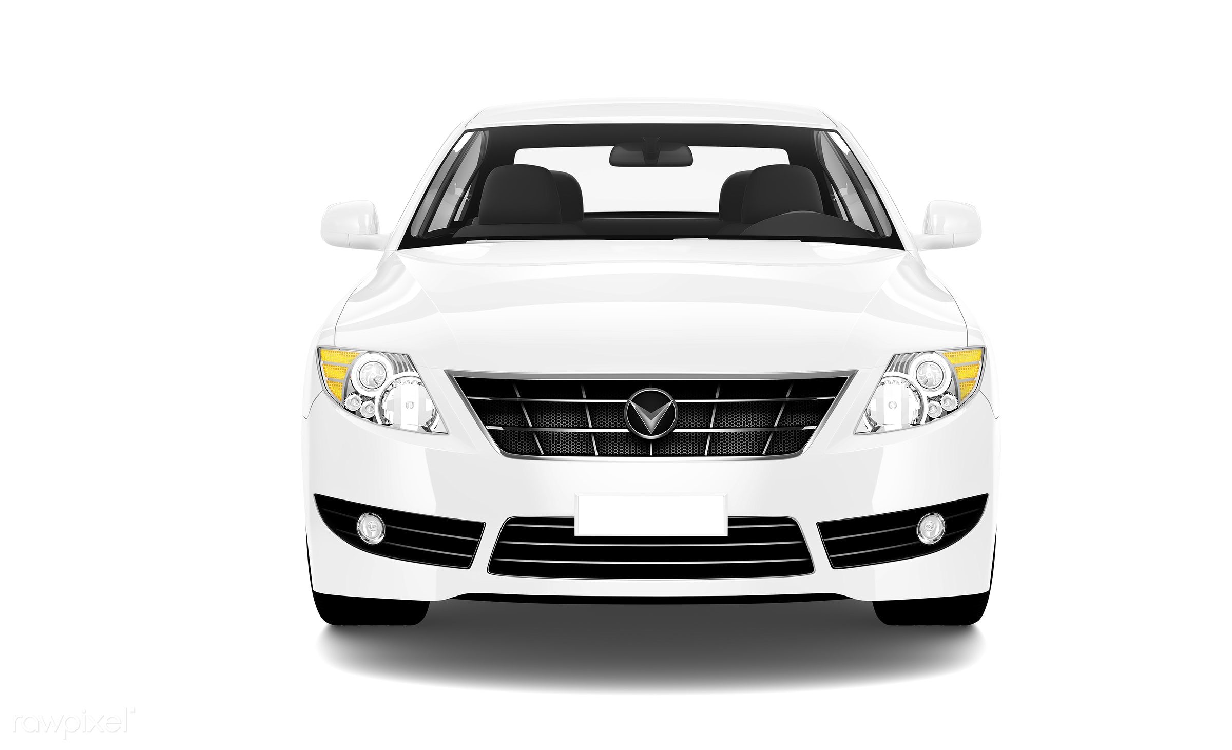 Three dimensional image of car - car, 3d, automobile, automotive, brandless, concept car, graphic, holiday, illustration,...