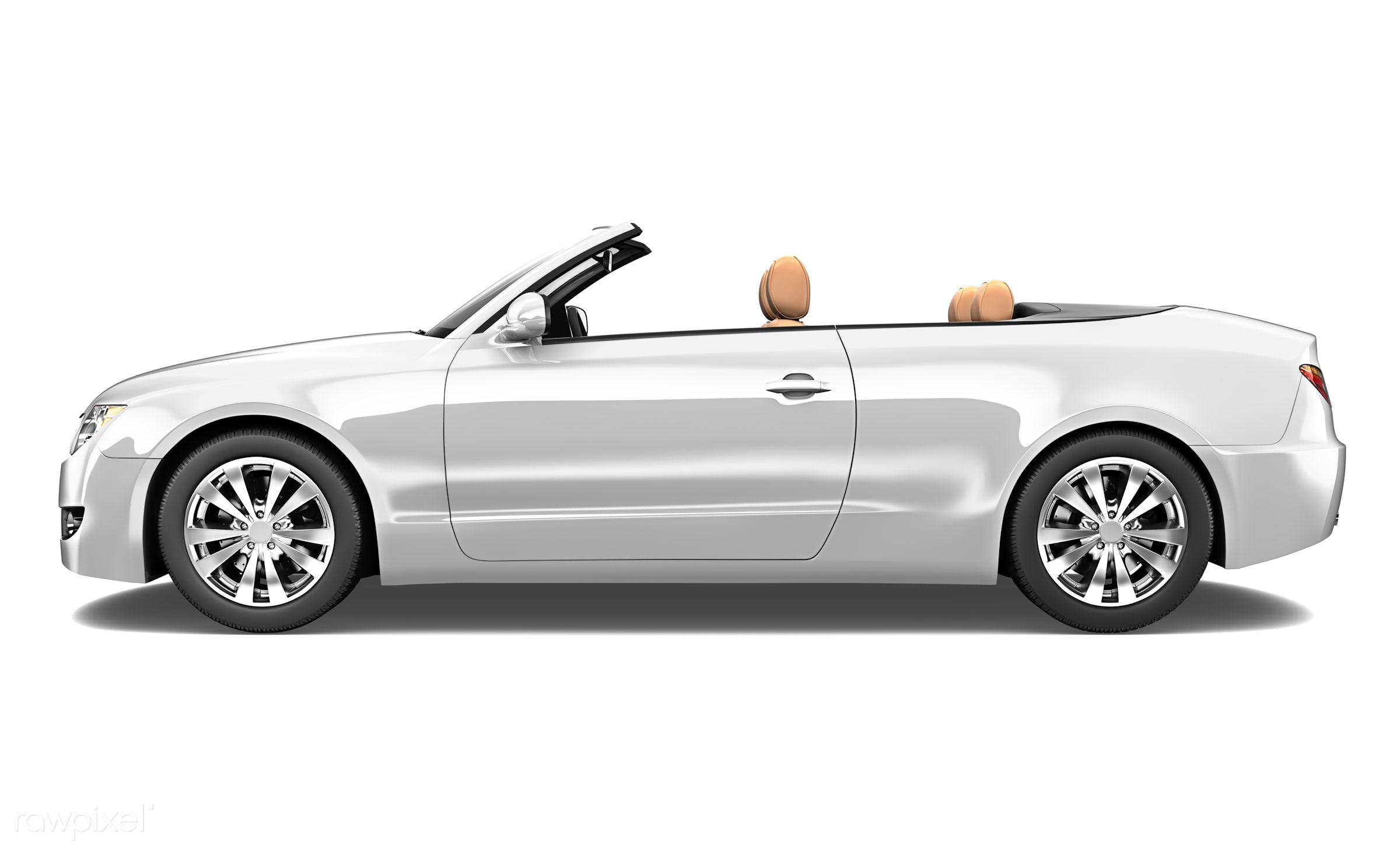Three dimensional image of car - 3d, automobile, automotive, brandless, bronze, car, concept car, elegant, graphic, holiday...