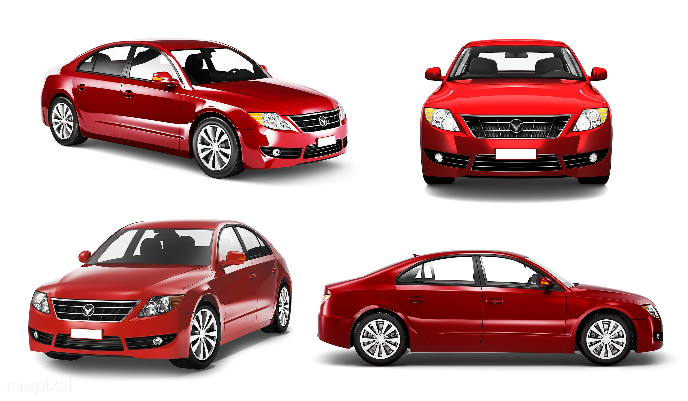 Three dimensional image of car - car, 3d, automobile, automotive, brandless, collection, concept car, graphic, holiday,...
