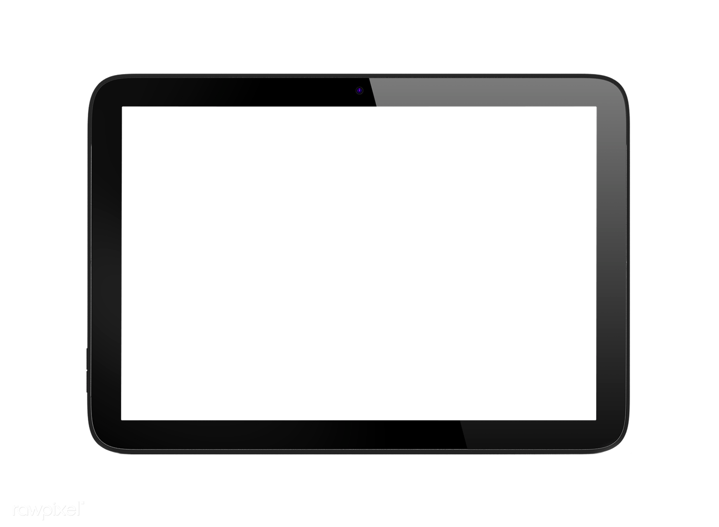 Digital Tablet Screen Mockup Png Royalty Free Stock Transparent