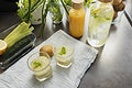 Healthy green drink smoothie recipe