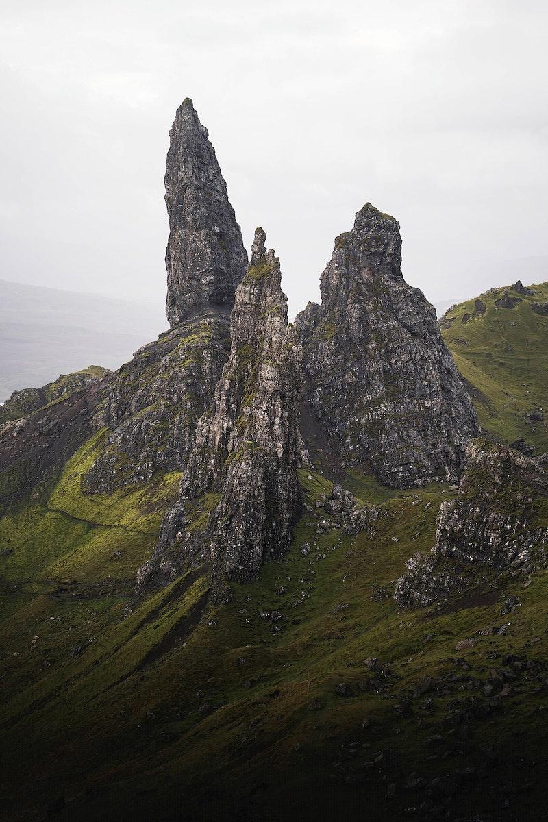 The Storr at Isle of Skye, Scotland