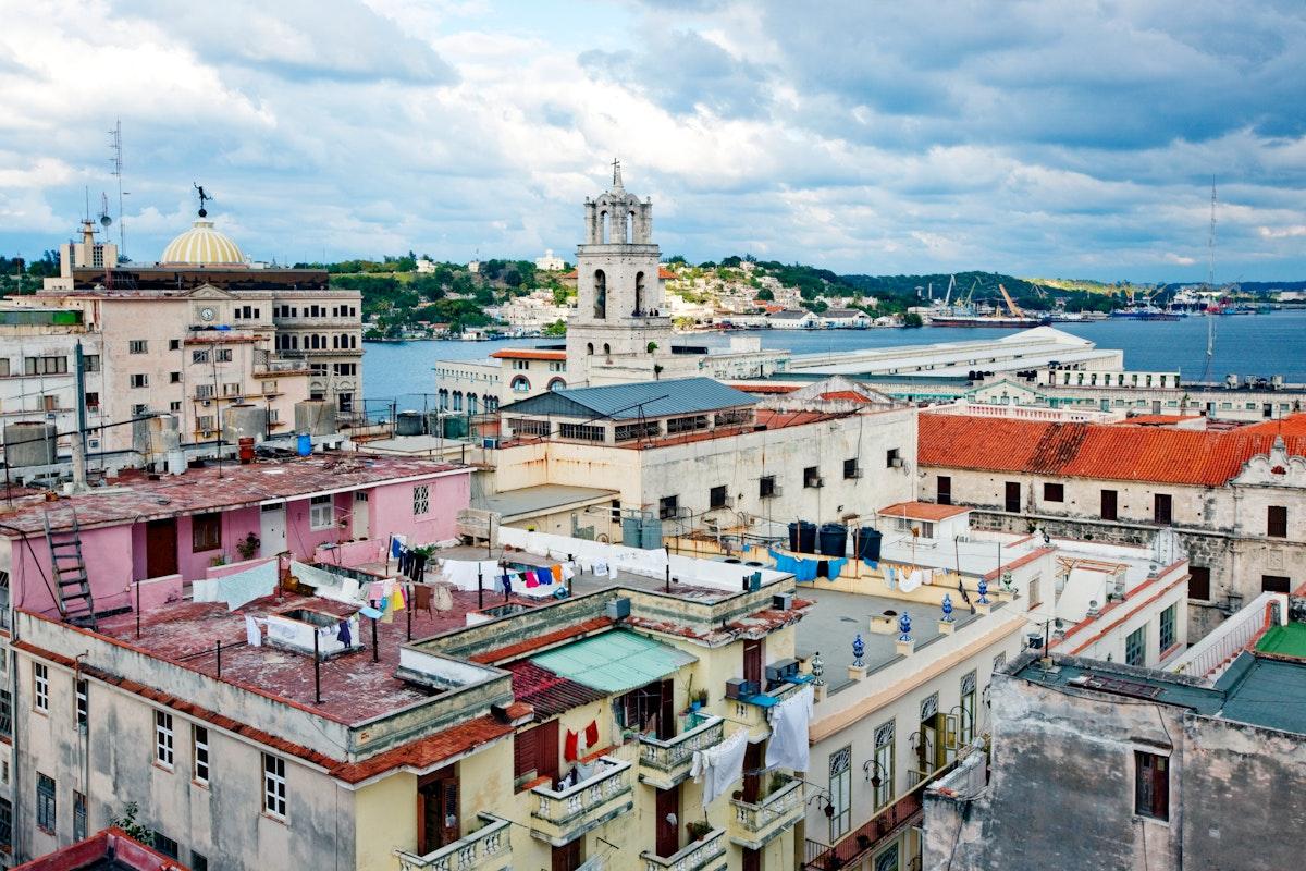 Havana, Cuba. Original image from Carol M. Highsmith's America, Library of Congress collection. Digitally enhanced by…