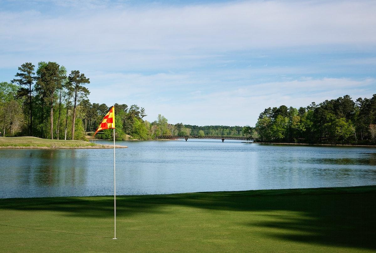 Grand National Golf Course - Part of the Robert Trent Jones Trail in Auburn/Opelika, Alabama. Original image from Carol M.…