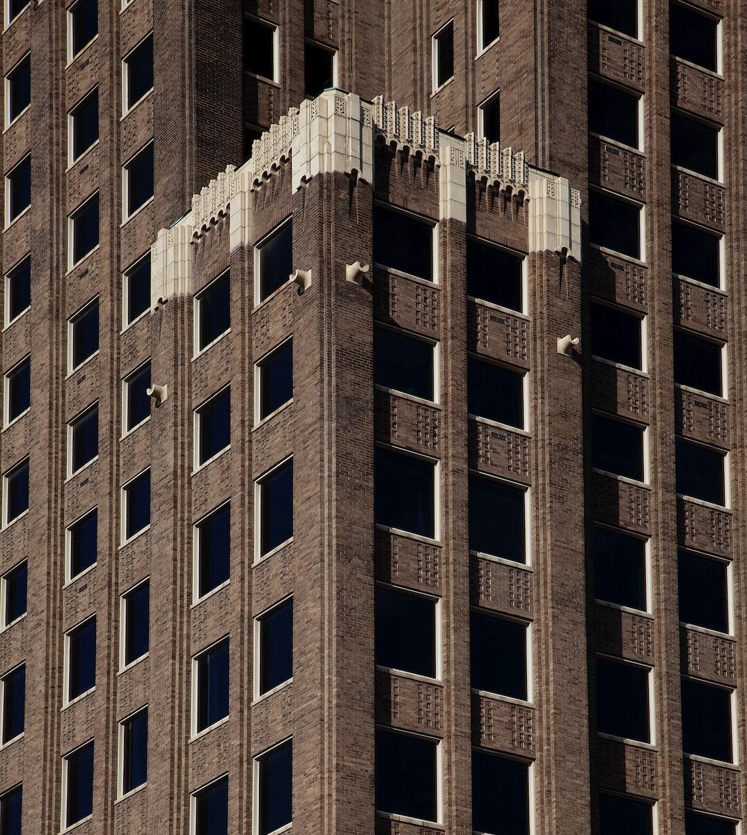 Building exterior, St. Louis, Missouri. Original image from Carol M. Highsmith's America, Library of Congress…