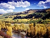 """Colorado&#39;s Dolores River Valley in autumn - Original image from <a href=""""https://www.rawpixel.com/search/carol%20m.%20highsmith?sort=curated&amp;page=1"""">Carol M. Highsmith</a>&rsquo;s America, Library of Congress collection. Digitally enhanced by rawpixel"""