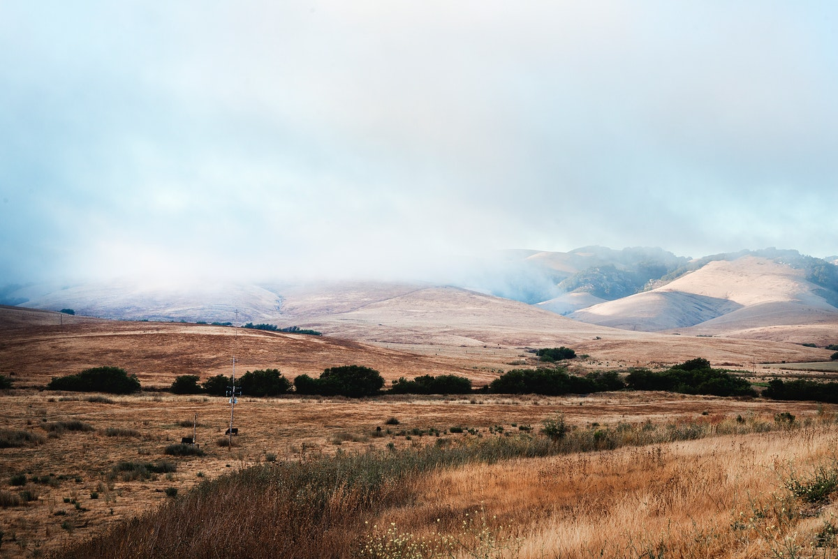 Beautiful scenics along Route 46 in California. Original image from Carol M. Highsmith's America, Library of Congress…