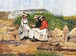 """A Fisherman&#39;s Daughter (1873) by <a href=""""https://www.rawpixel.com/search/Winslow%20Homer?sort=curated&amp;page=1&amp;topic_group=_my_topics"""">Winslow Homer</a>. Original from The Cleveland Museum of Art. Digitally enhanced by rawpixel."""