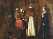 """A Visit from the Old Mistress (1876) by <a href=""""https://www.rawpixel.com/search/Winslow%20Homer?sort=curated&amp;page=1&amp;topic_group=_my_topics"""">Winslow Homer</a>. Original from The Smithsonian. Digitally enhanced by rawpixel."""