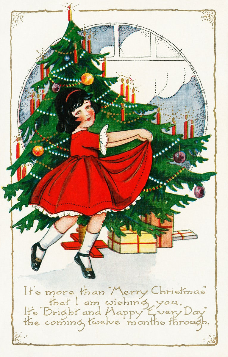 It's more than Merry Christmas that I am wishing you from The Miriam And Ira D. Wallach Division Of Art, Prints and…