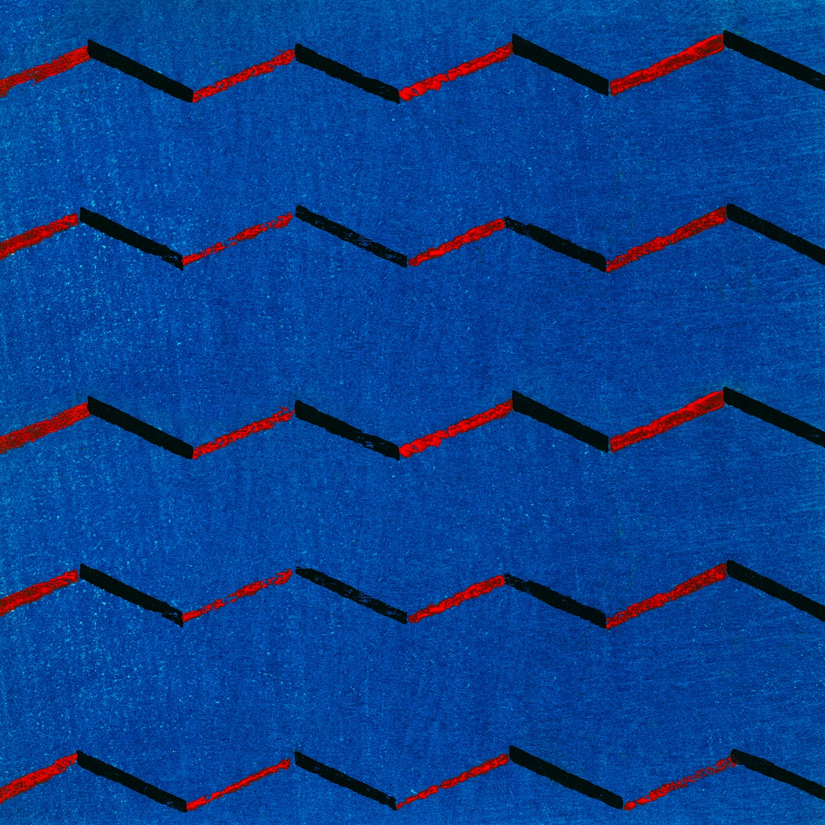 Vintage woodblock print of Japanese textile from Shima-Shima (1904) by Furuya Korin. Digitally enhanced from our own original…