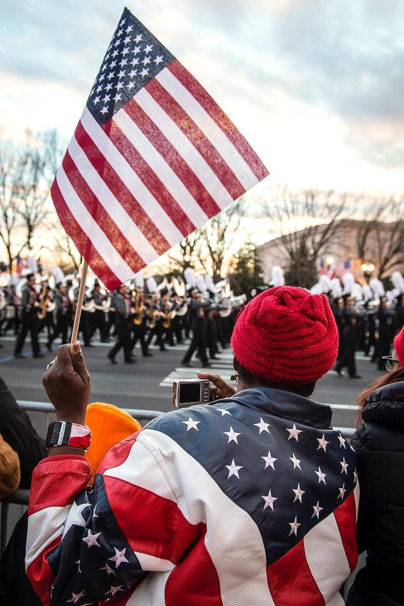 2013 Inaugural Parade. Original from NASA. Digitally enhanced by rawpixel.