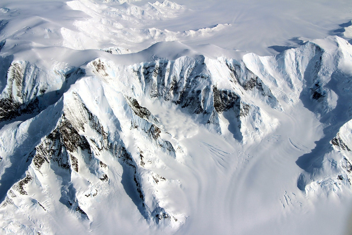 NASA Launches Eighth Year of Antarctic Ice Change Airborne Survey. Original from NASA . Digitally enhanced by rawpixel.