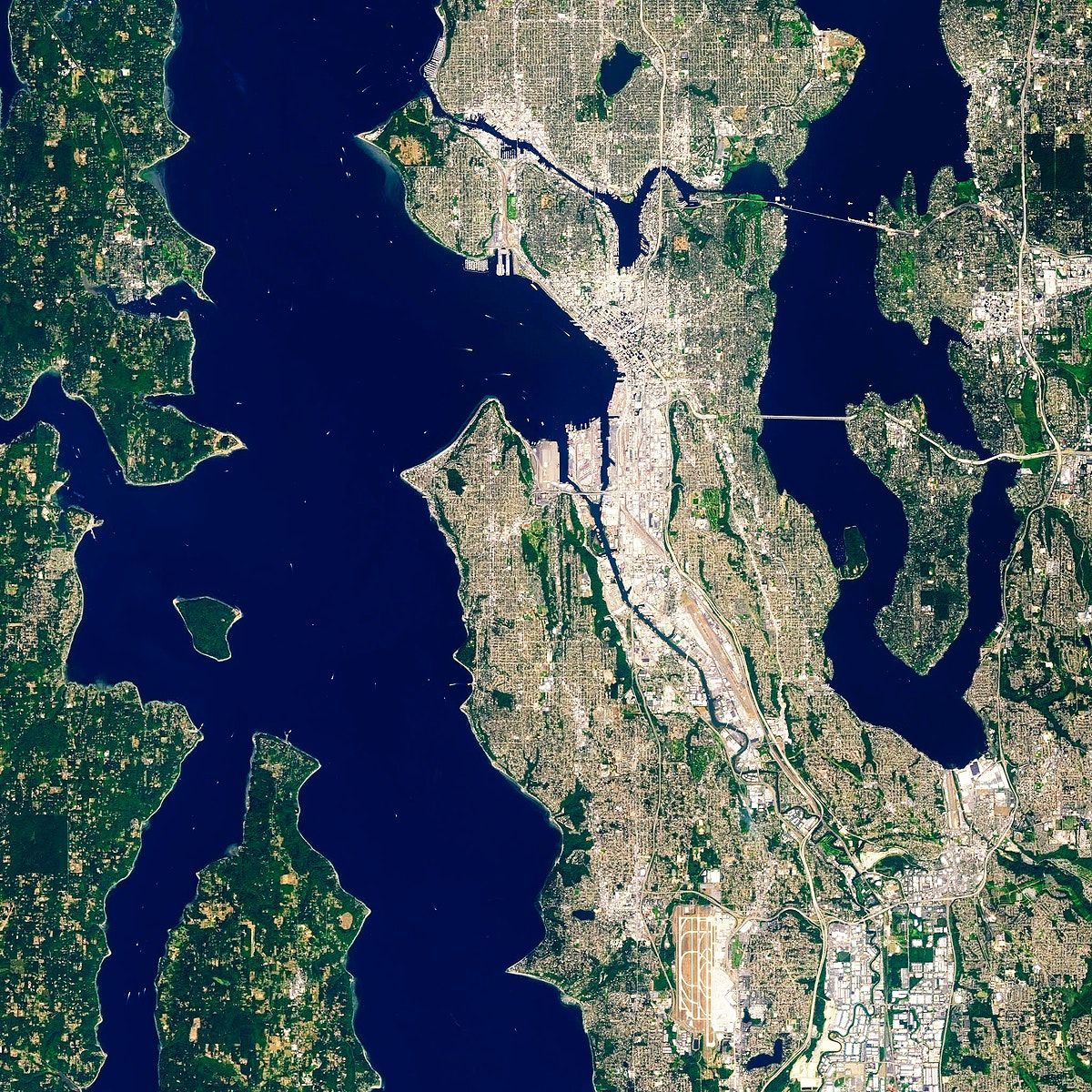Images of the Earth's land surface and surrounding coastal regions. Original from NASA. Digitally enhanced by rawpixel.