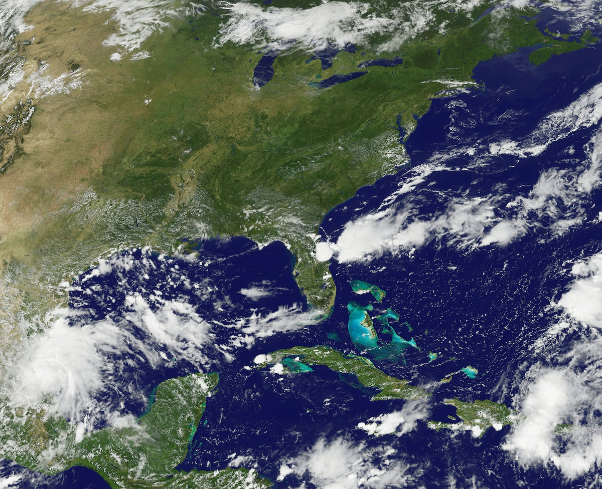 NASA's Wallops Flight Facility is located on Wallops Island. Satellite imagery from NOAA's GOES-East satellite shows that…