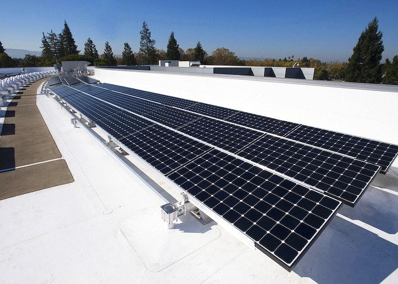 Image result for solar panels setup