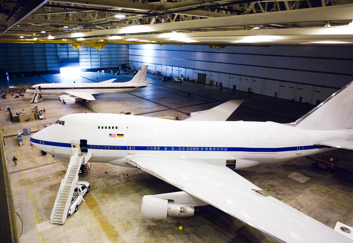 The Dryden Aircraft Operations Facility in Palmdale, Calif., is now home to two large science aircraft, NASA's SOFIA…