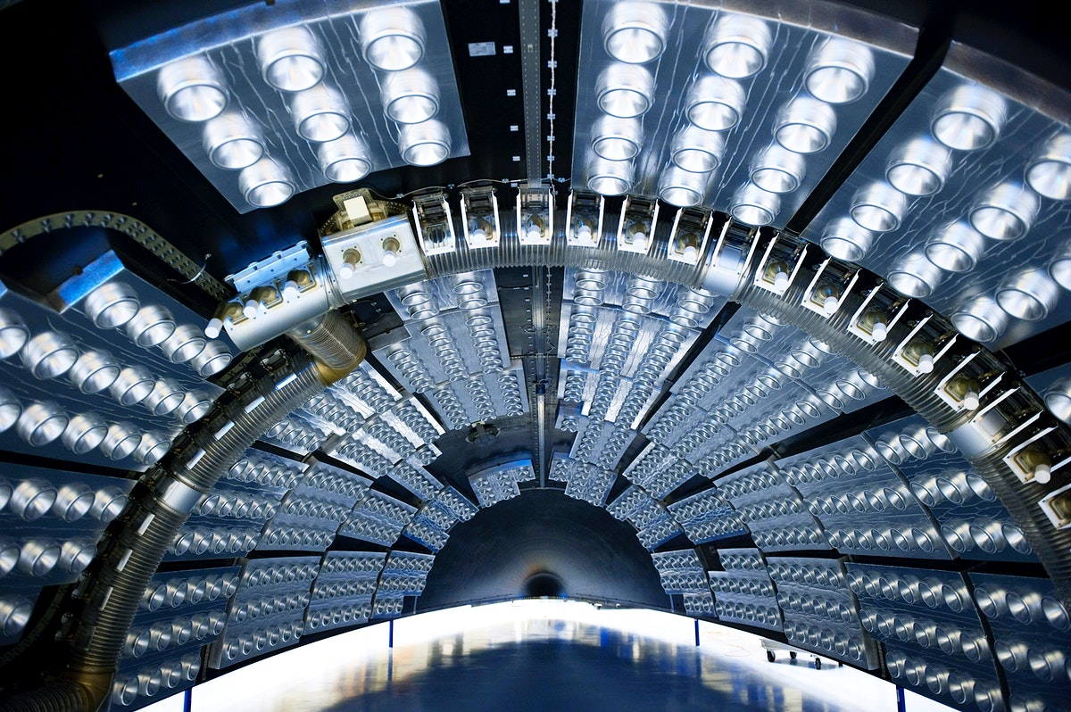 The fairing acoustic protection (FAP) system lines the inside of the Atlas V payload fairing for NASA's Mars Science…