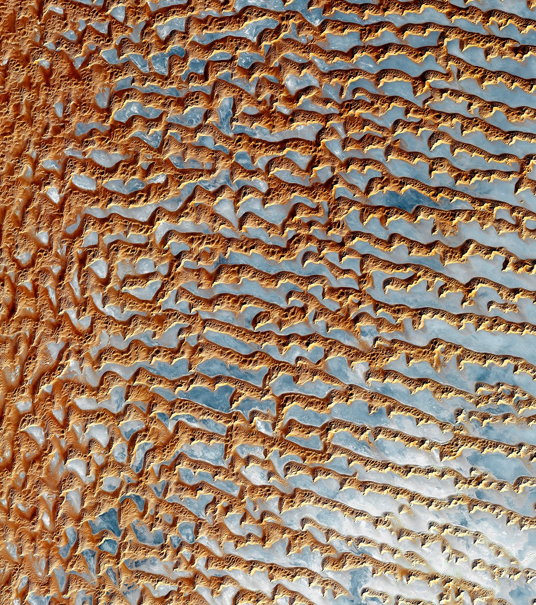 The Rub' al Khali, one of the largest sand deserts in the world, encompassing most of the southern third of the Arabian…