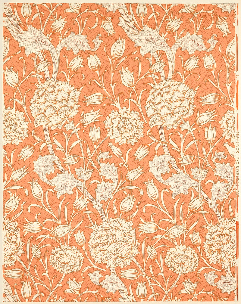 William Morris Textiles And Pattern High Quality Cc0 Public Domain