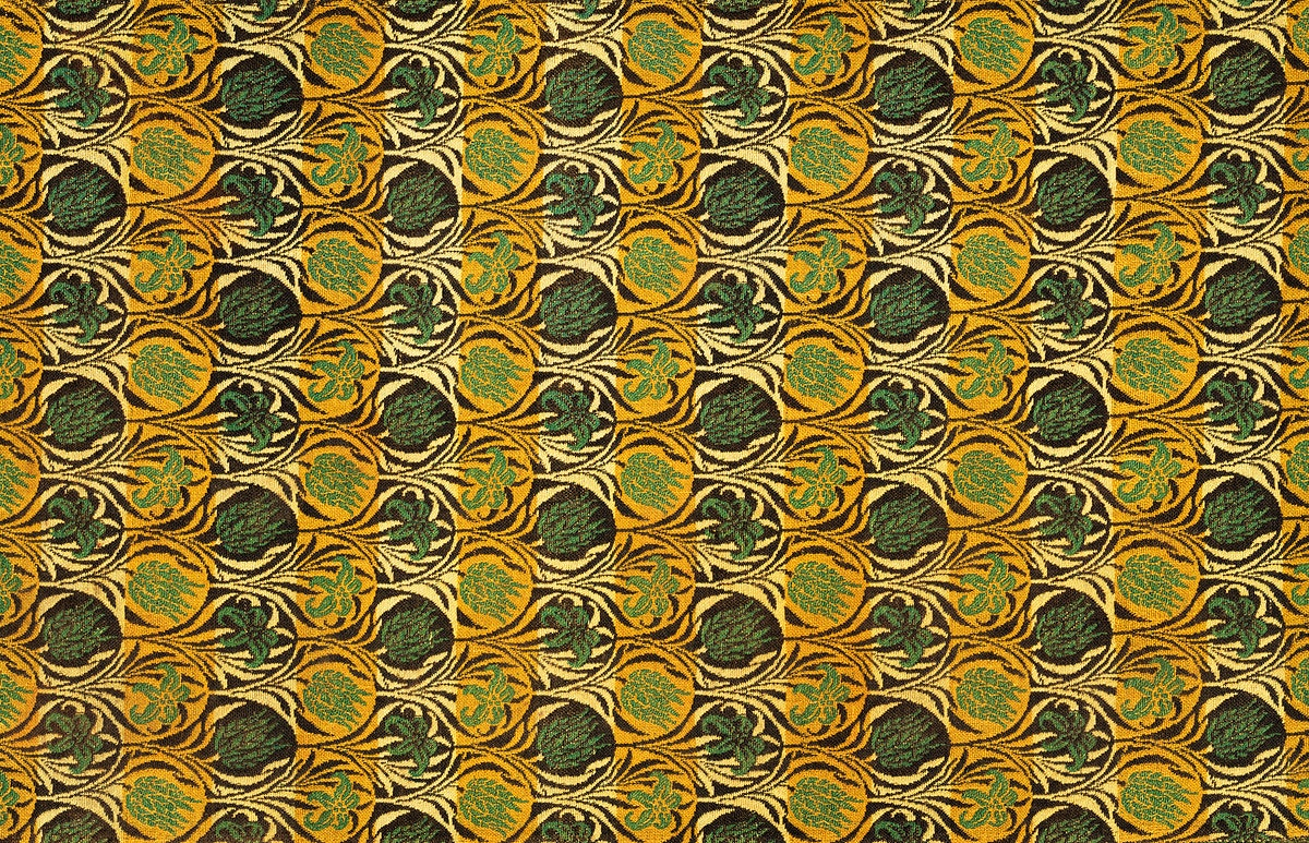 Tulip and Lily by William Morris (1834-1896). Original from The MET Museum. Digitally enhanced by rawpixel.
