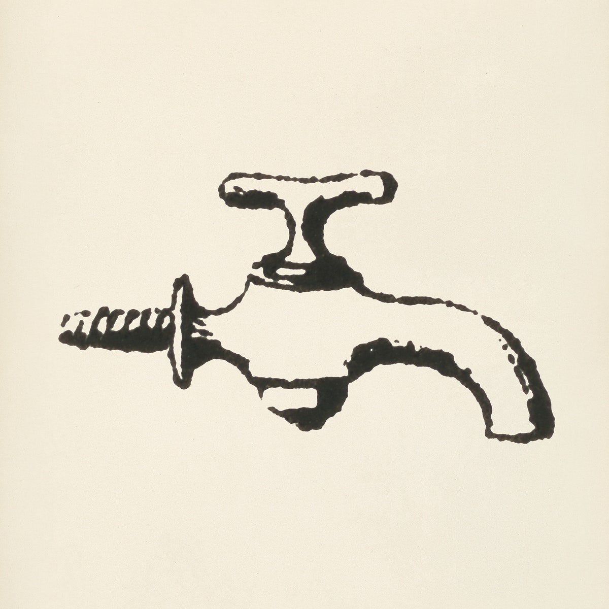 Water faucet icon from L'ornement Polychrome (1888) by Albert Racinet (1825–1893). Digitally enhanced from our own…
