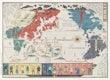 Bankoku Jinbutsu no Dzu [Picture of the World and its People] (1825) by Imakajiyamachi Eijudo. Original from The Beinecke Rare Book & Manuscript Library. Digitally enhanced by rawpixel.