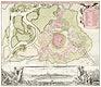 Map of Vienna (ca. 1702) by Johann-Baptista Homann. Original from Yale University Art Gallery. Digitally enhanced by rawpixel.