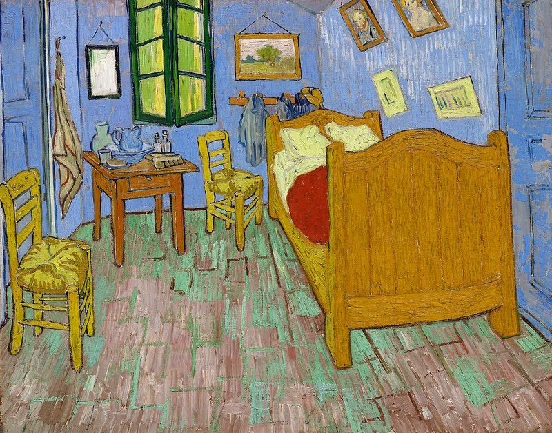 Vincent Van Gogh Free Original Public Domain Paintings
