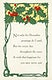 Christmas Greeting Card (ca. 1922) from The Miriam and Ira D. Wallach Division of Art, Prints and Photographs. Original from The New York Public Library. Digitally enhanced by rawpixel.