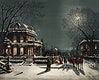 Christmas Eve by Joseph Hoover & Sons Co. Original from The New York Public Library. Digitally enhanced by rawpixel.