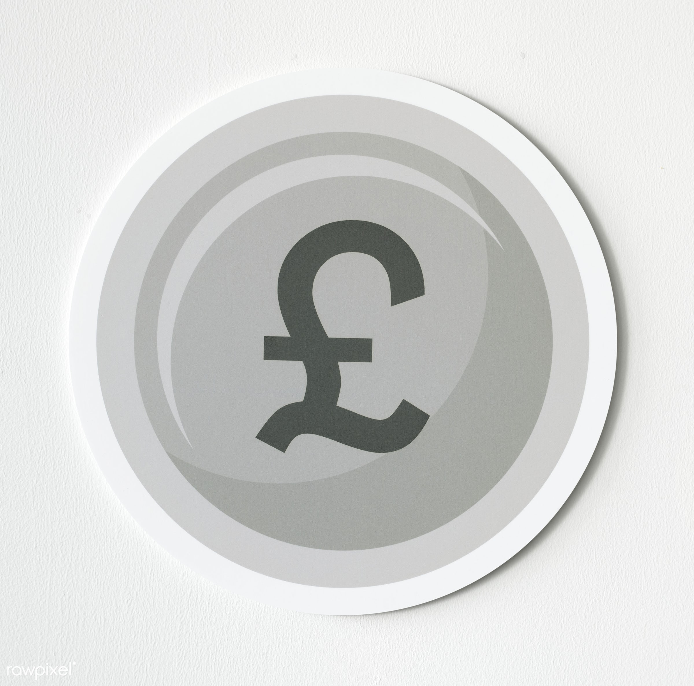 Pound Sterling Currency Exchange Icon Id 402051