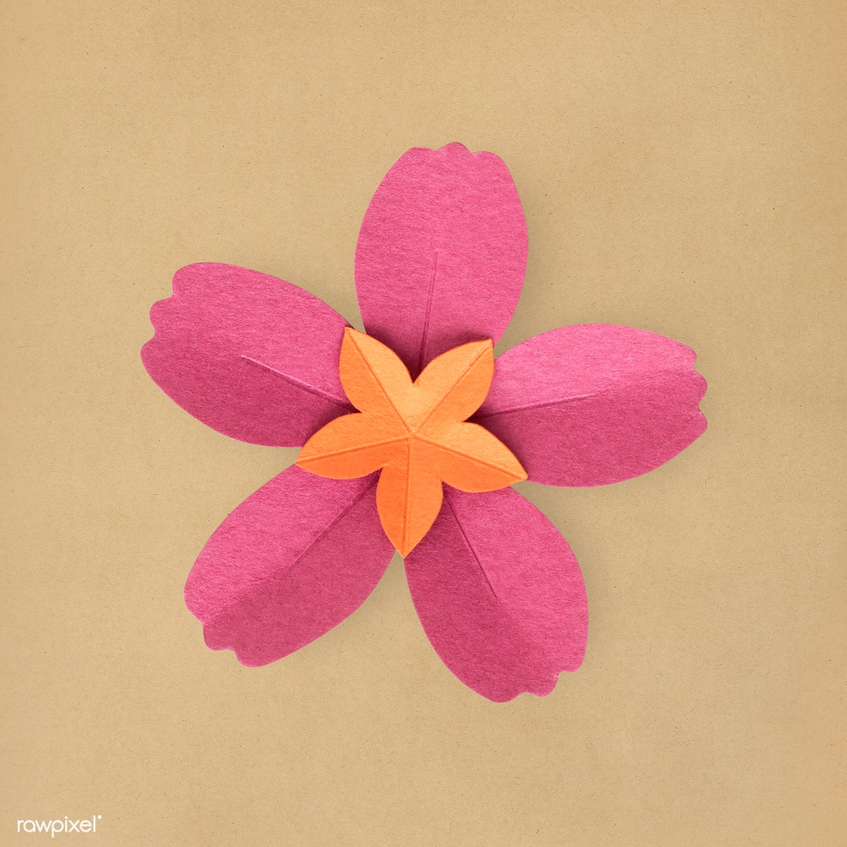 Download Premium Psd About Beige Cut Out And Flower 261892