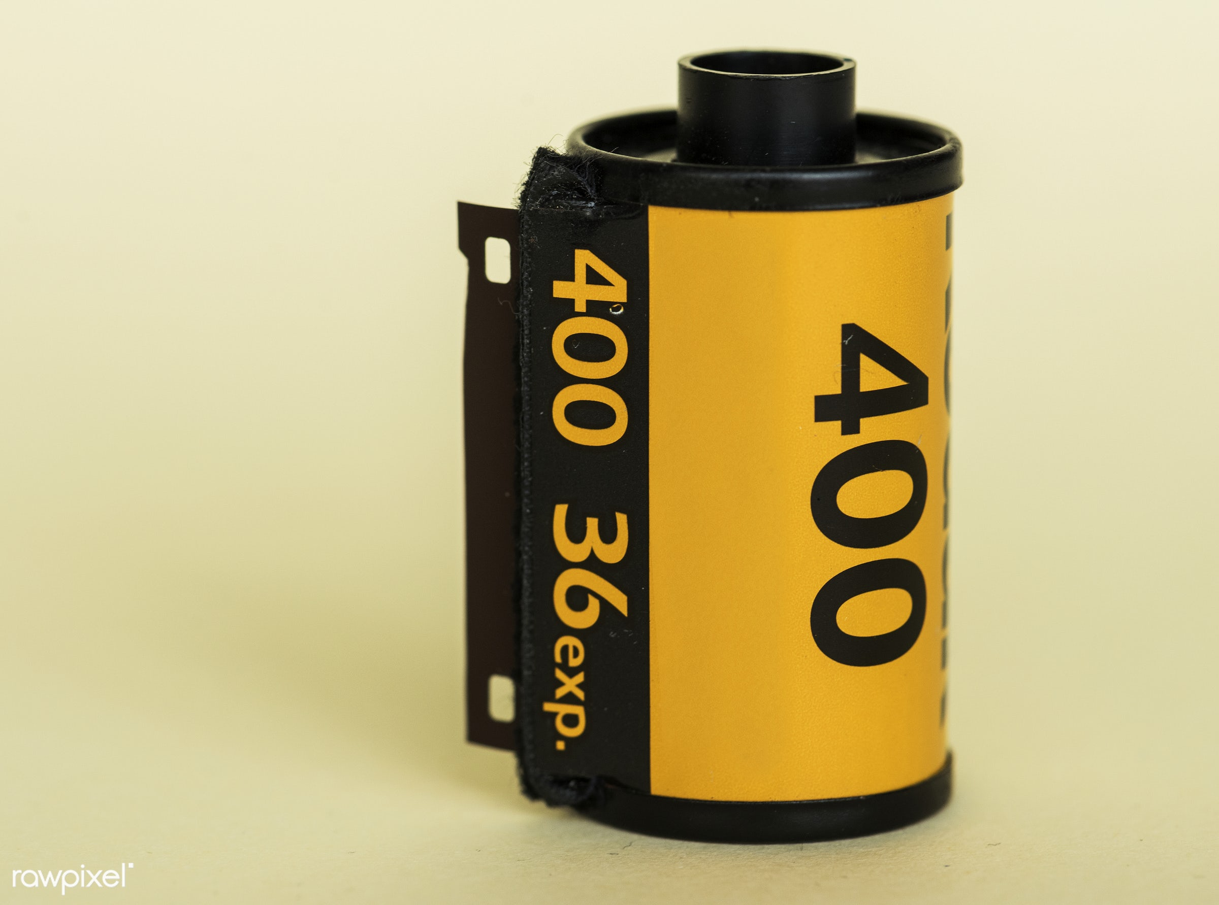 Film roll isolated - analog, blank, blank space, camera, camera film, cinema, classic, copy space, design space, empty,...