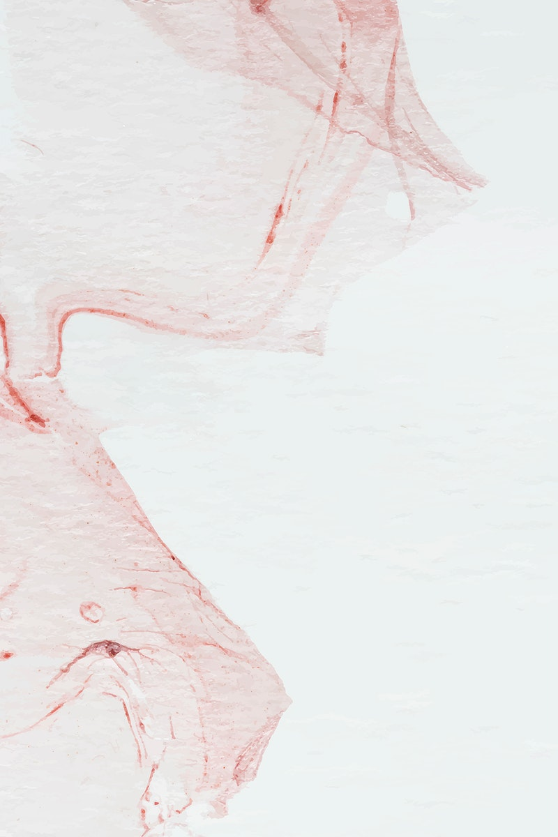Red watercolor abstract background vector