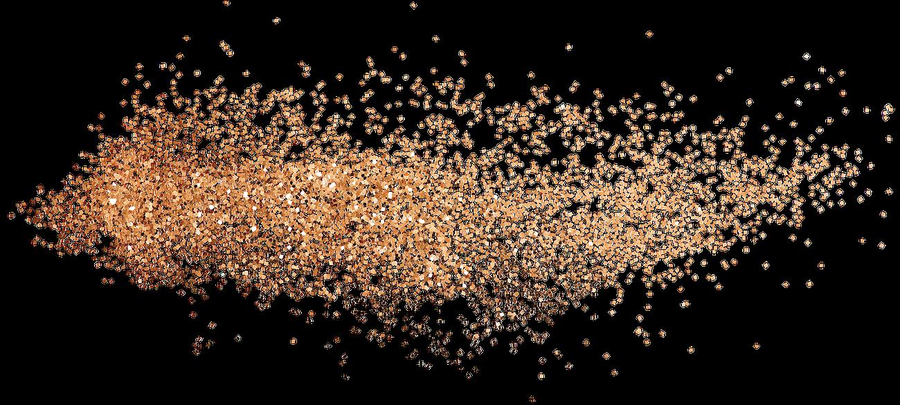 Copper glitter design element png   Free transparent png ...