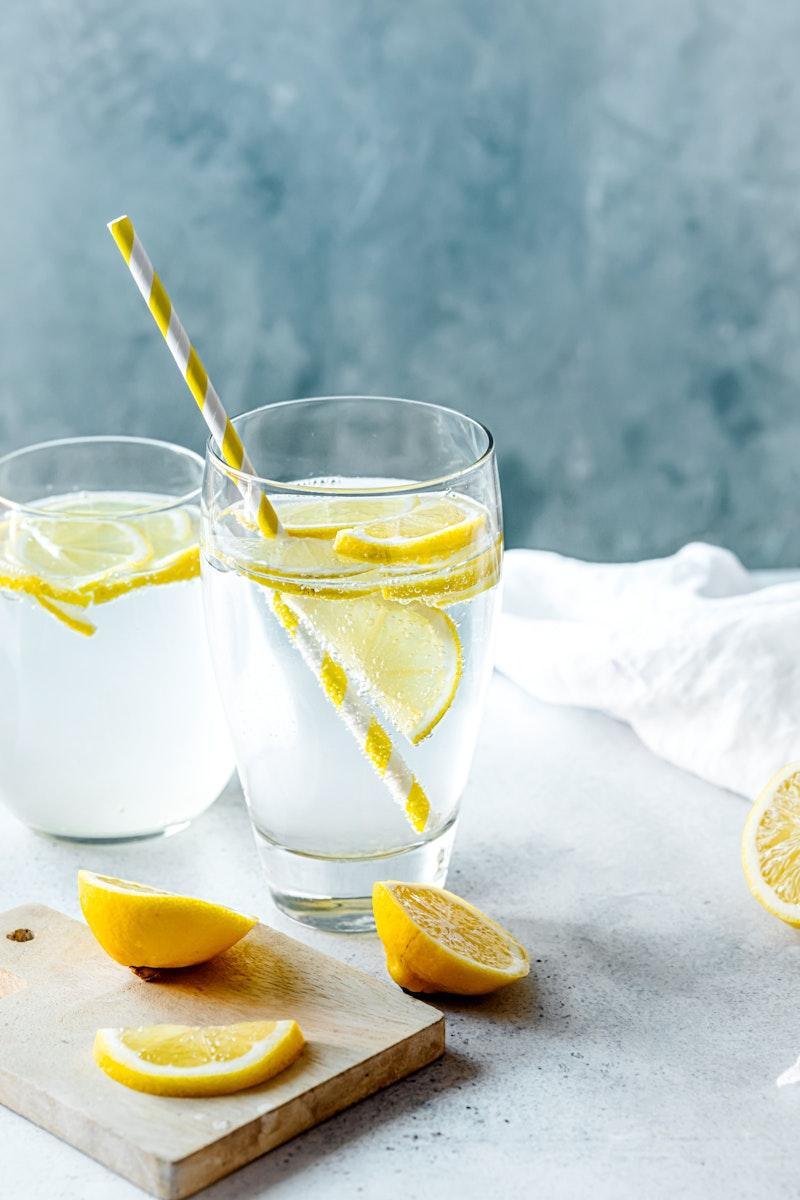 Lemonade soda soft drinks food photography