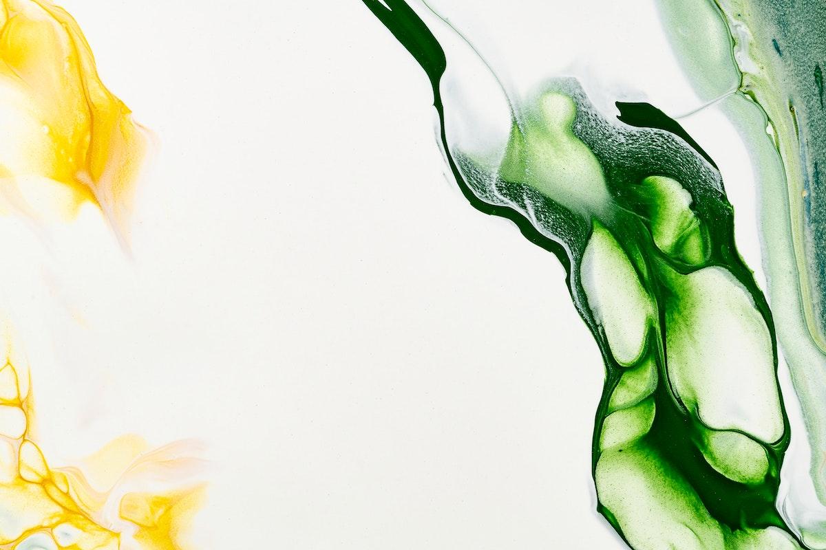 Aesthetic background handmade experimental art