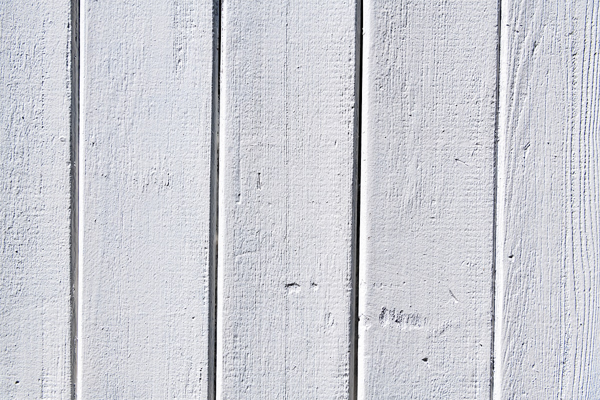 White painted wooden textured background