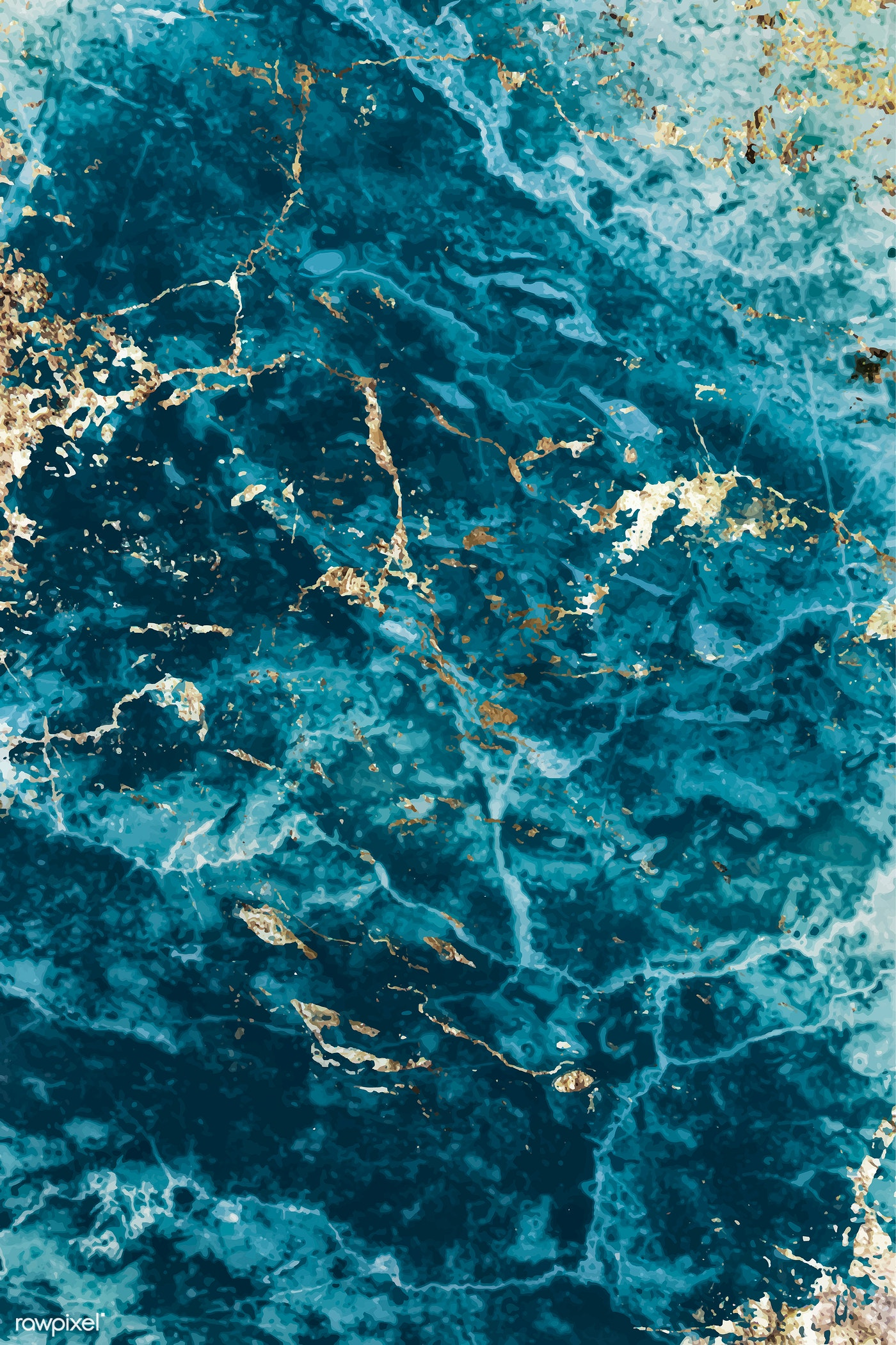 Blue marble texture | Free vector - 931687