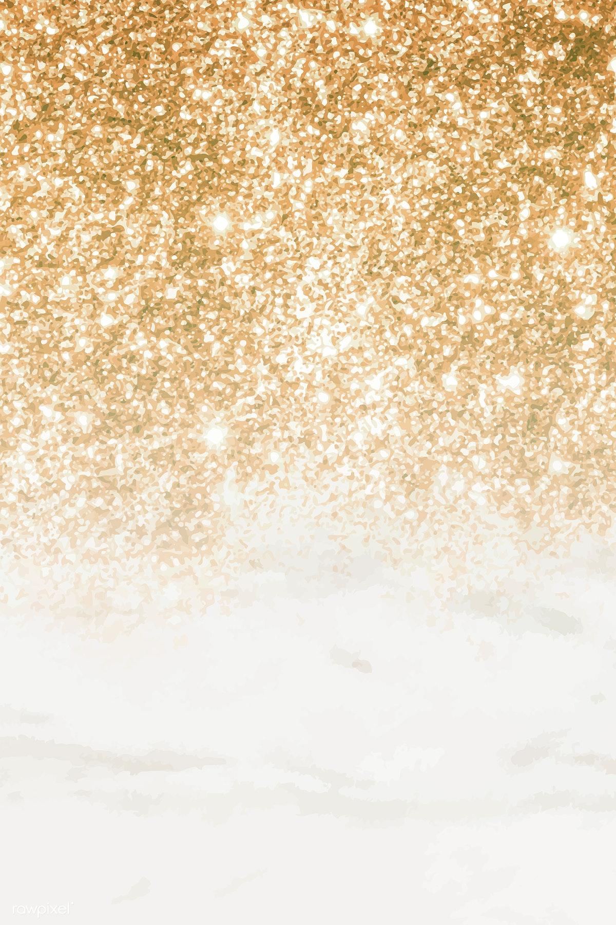 Golden glitter background   Royalty free stock vector - 938033
