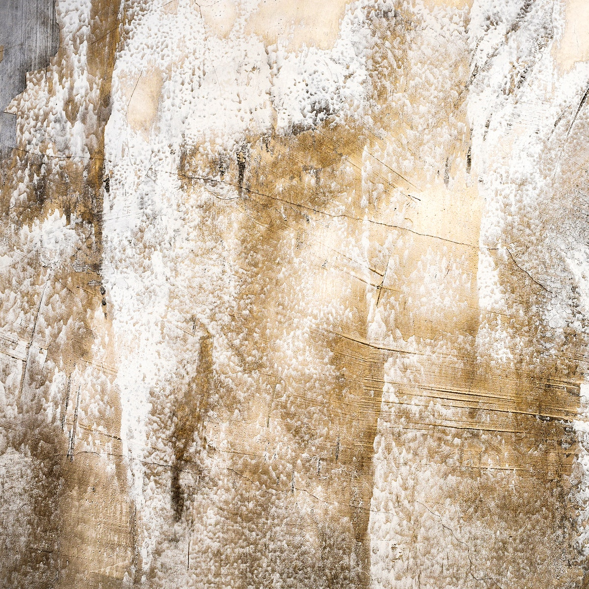 Cracked rustic brown concrete textured background