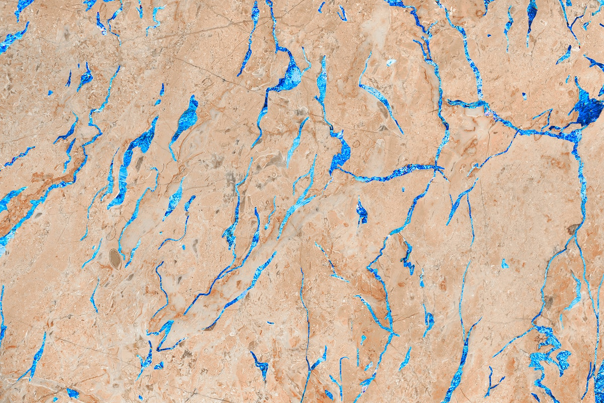 Beige marble textured wall background