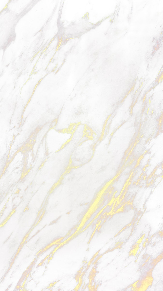 White yellow marble textured mobile phone wallpaper