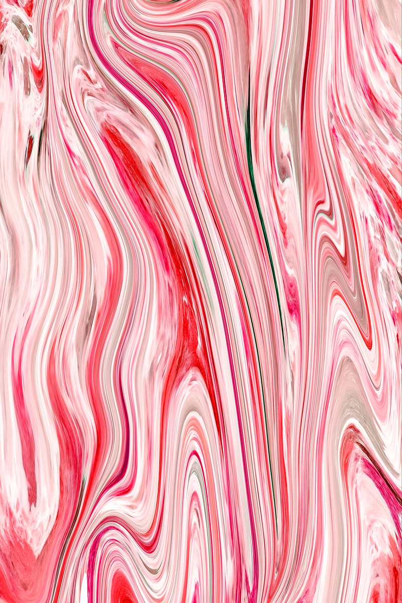 Pink oil painting on a canvas mobile phone wallpaper