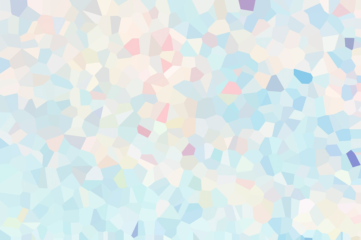 Blue polygon abstract background design