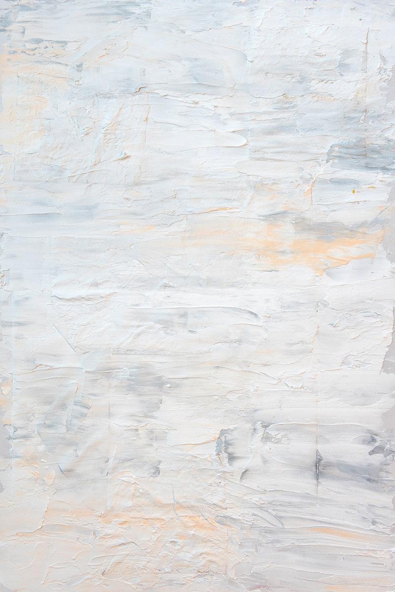 Oil paintbrush stroke textured mobile phone wallpaper