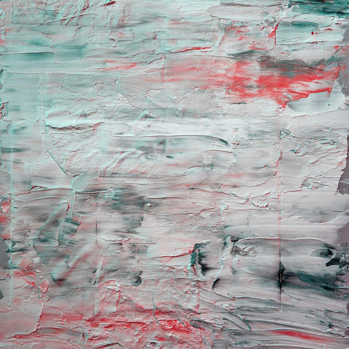 Oil paintbrush stroke texture background